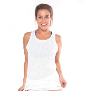 Rhapso Designs Mesh Training Tank Top