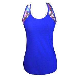 Rhapso Designs TK31 Print Womens Training Tank Top